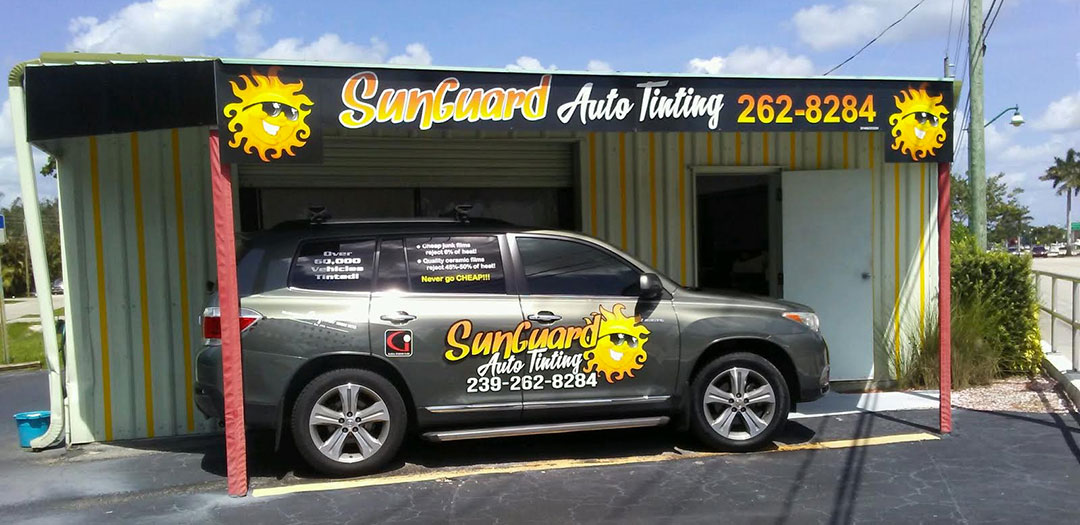 over 39 years of experience tinting windows in naples